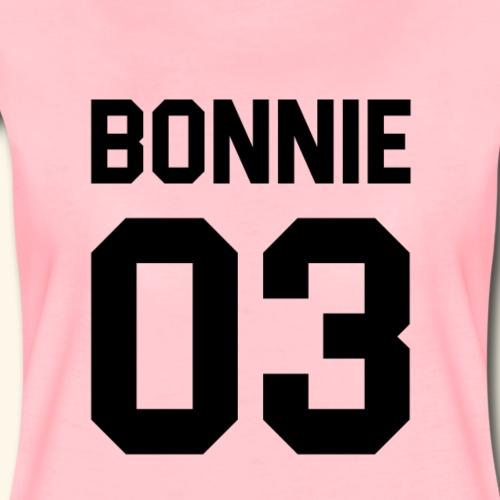 BONNIESCHWARZ - Frauen Premium T-Shirt