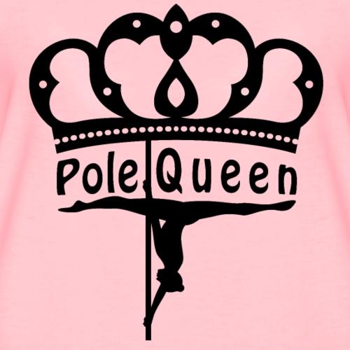 'Pole Queen' - Frauen Premium T-Shirt