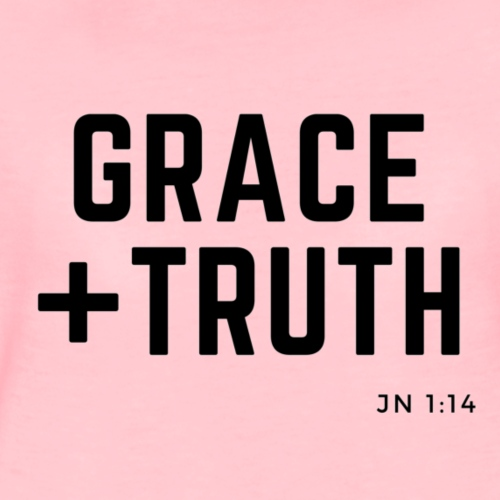 Grace & Truth - Women's Premium T-Shirt