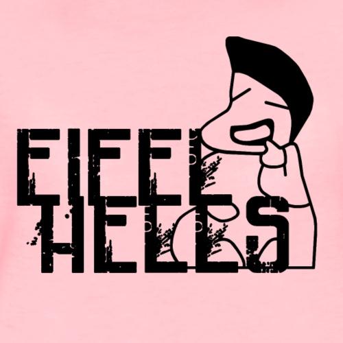 Eifel Hells - Hölle Geschenk - - Frauen Premium T-Shirt