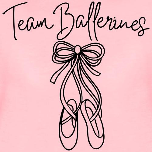 Team ballerines - T-shirt Premium Femme