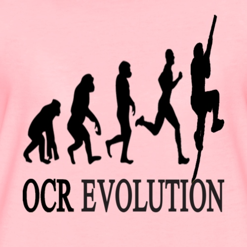 OCR EVOLUTION - Frauen Premium T-Shirt