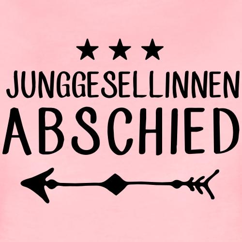 Junggesellinnen Abschied - JGA T-Shirt Team Braut - Frauen Premium T-Shirt