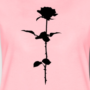 Black rose - Women's Premium T-Shirt