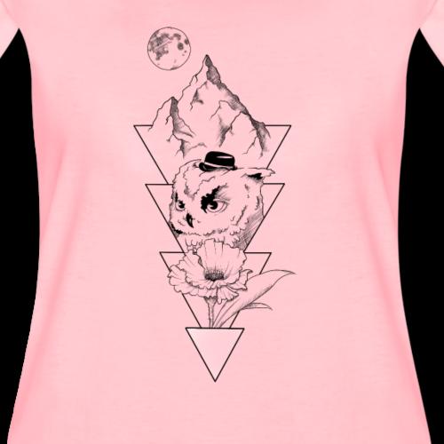 Trio nature - T-shirt Premium Femme