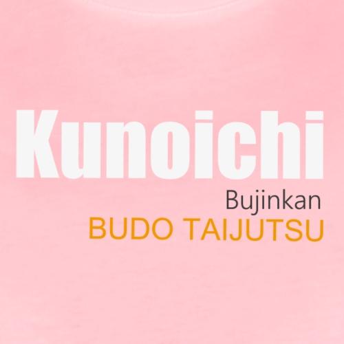 kunoichi - Camiseta premium mujer