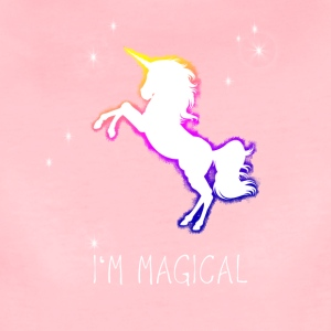 unicorn unicorn rainbow sparkle magic magic jam - Women's Premium T-Shirt