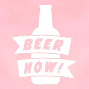 Beer Now - Women's Premium T-Shirt