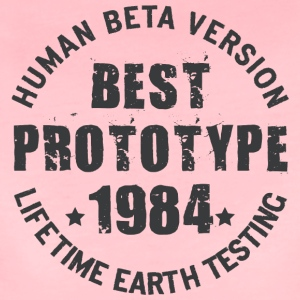 1984 - The year of birth of legendary prototypes - Women's Premium T-Shirt