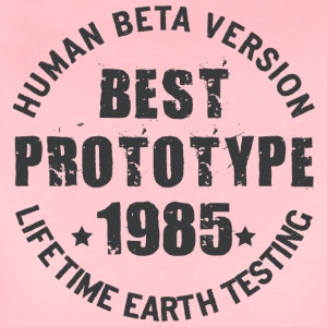 1985 - The year of birth of legendary prototypes - Women's Premium T-Shirt