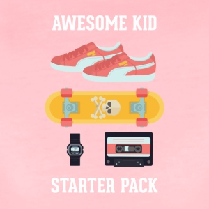 Awesome Kid starter pack - Frauen Premium T-Shirt