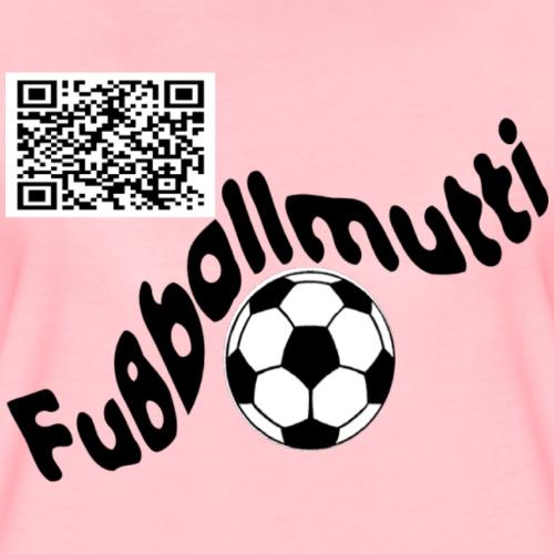 Fussballmutti - Frauen Premium T-Shirt