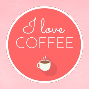 love coffee - Women's Premium T-Shirt