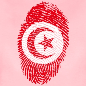 IN LOVE WITH TUNISIA - Women's Premium T-Shirt