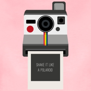 Polaroid - Women's Premium T-Shirt