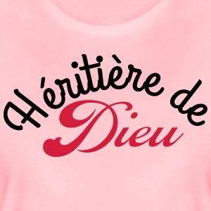 Héritière de Dieu - T-shirt Premium Femme