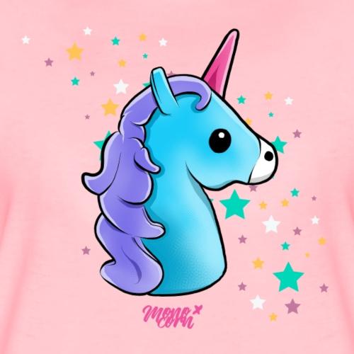 monocorn // Einhorn - Frauen Premium T-Shirt