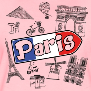 I love Paris - Women's Premium T-Shirt