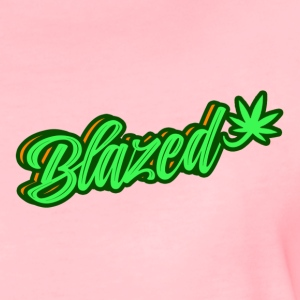 Blazed - Women's Premium T-Shirt
