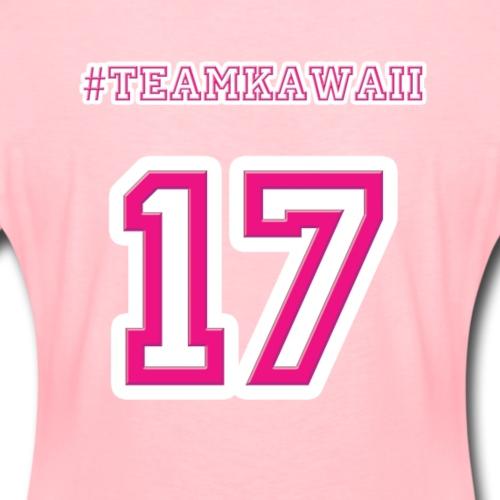 TEAMKAWAII 17 - T-shirt Premium Femme