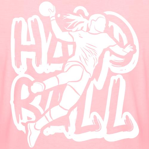 TAG HANDBALL F2 - T-shirt Premium Femme