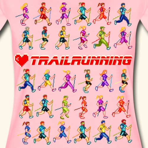 LOVE TRAILRUNNING PIXEL