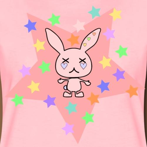 Kawaii Bunny - Vrouwen Premium T-shirt