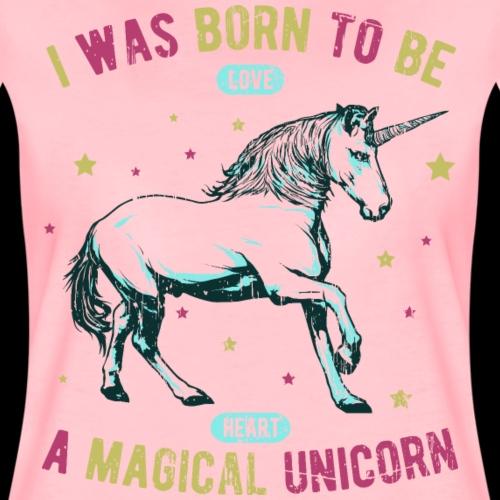 Magical Unicorn - Frauen Premium T-Shirt