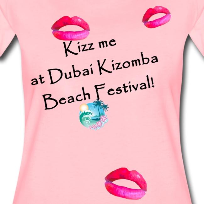 Perfect lips design black text variation 2