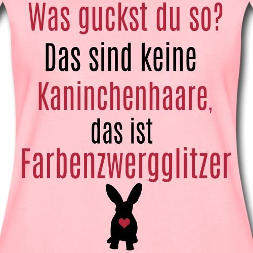 Farbenzwergglitzer - Frauen Premium T-Shirt
