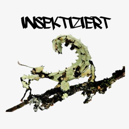 Insektiziert - Insectfied - Gespenstschrecke