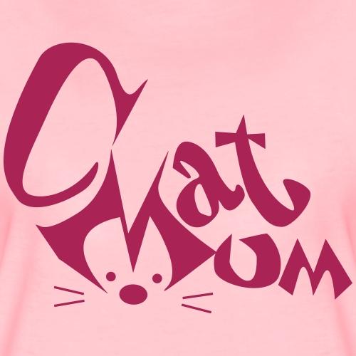 catmum2 1 - Frauen Premium T-Shirt