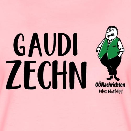 Gaudizechn - Vitus Mostdipf - Frauen Premium T-Shirt
