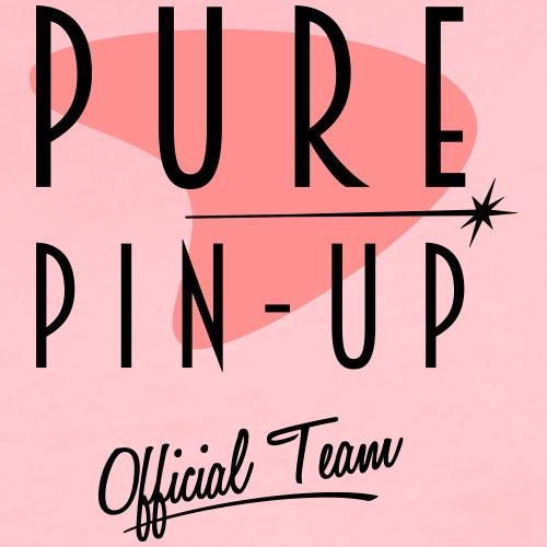 Pure Pin up Official Team - T-shirt Premium Femme