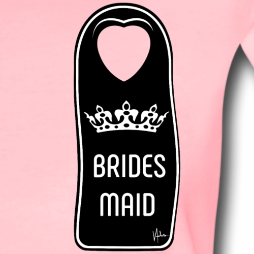 The wedding´s Bridesmaid - Frauen Premium T-Shirt
