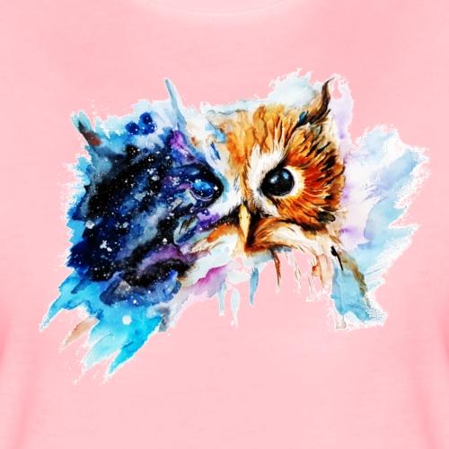 Traumeule - Königin der Nacht - Frauen Premium T-Shirt