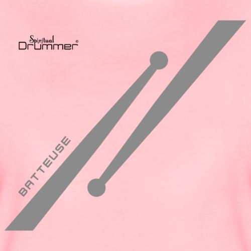 Drumstick Design Batteuse Gris