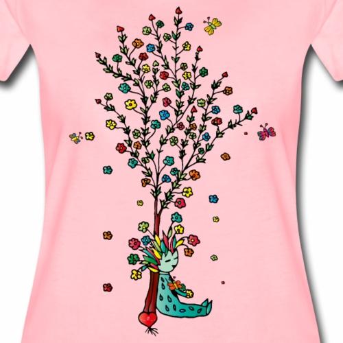 Ille die Hüterin der Wiesen - Frauen Premium T-Shirt