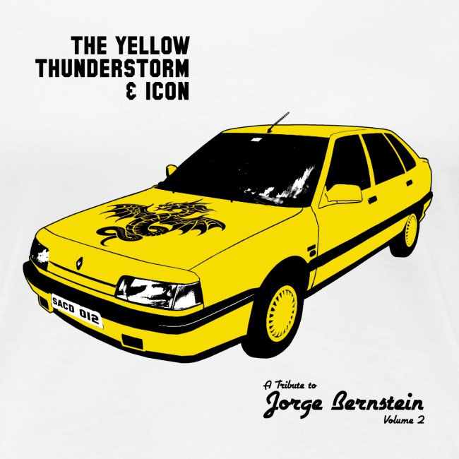 The Yellow Thunderstorm & Icon Enfant