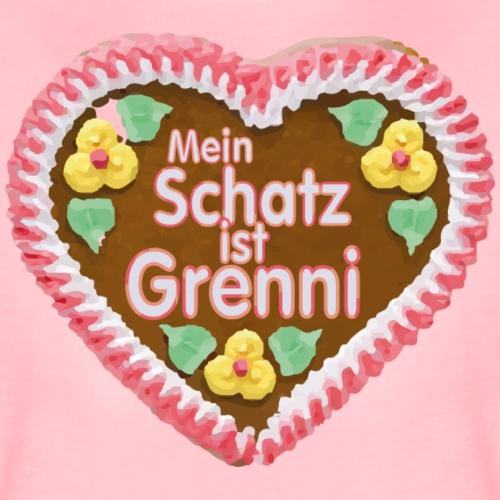 Grenni-Liebe - Frauen Premium T-Shirt