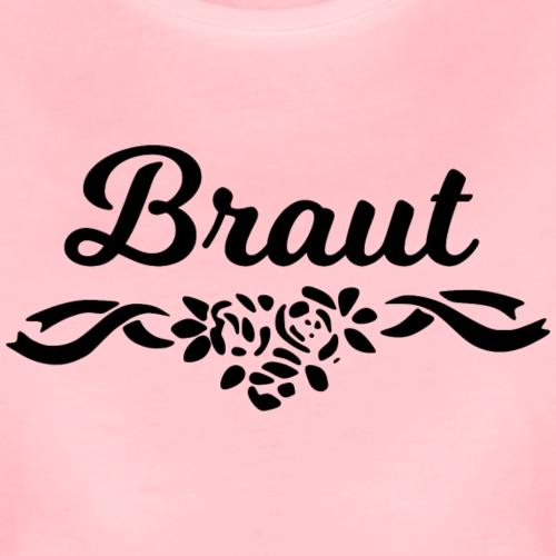 Braut - Blumenschleife