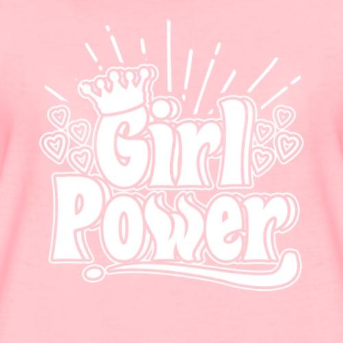 Girl Power - Mädchenpower - Frauen Premium T-Shirt