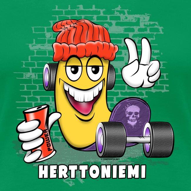 HERTTONIEMI SKATE 1 - Skateboard Helsinki
