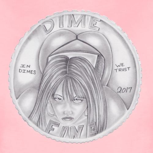 dime - Frauen Premium T-Shirt