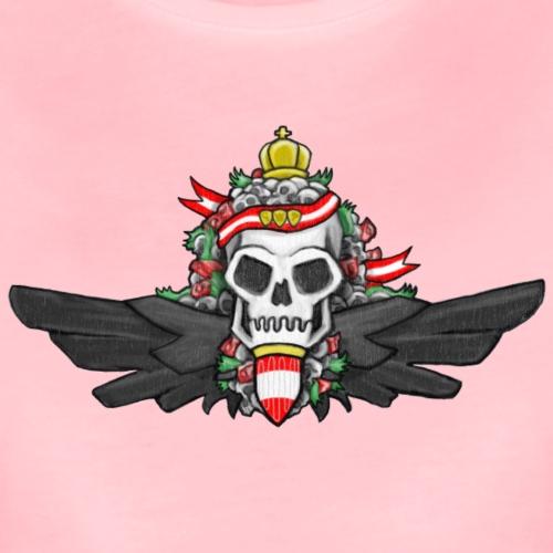 DeathWhiteDeath - Frauen Premium T-Shirt
