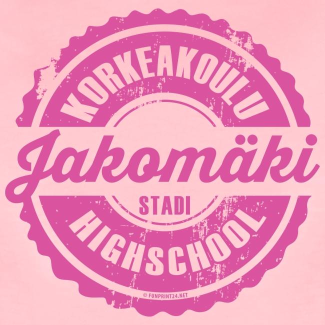 77P-JAKOMÄEN KORKEAKOULU - Stadi, Helsinki