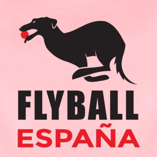 Flyball españa - Camiseta premium mujer