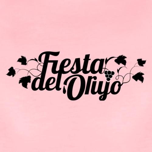 Fiesta del Orujo - Camiseta premium mujer
