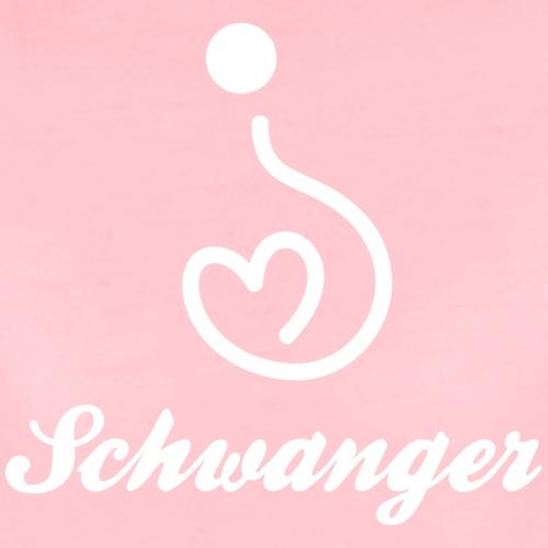 Ich bin Schwanger - Frauen Premium T-Shirt