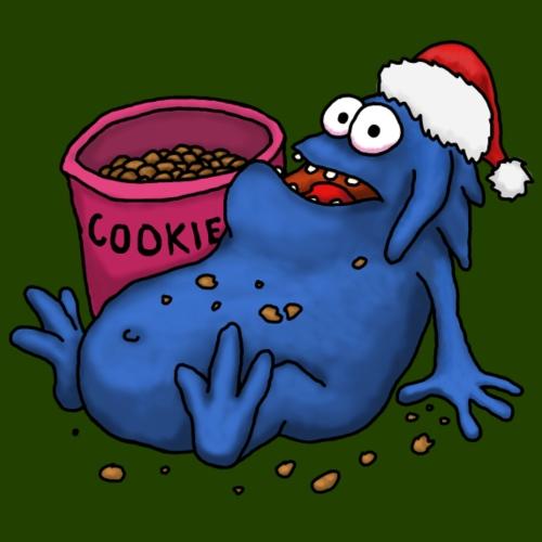 Kobold Cookies Weihnacht - Women's Premium T-Shirt